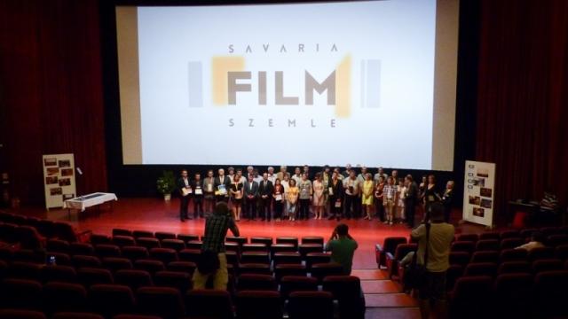 2015-06-13 II. Savaria Filmszemle - Díjátadó