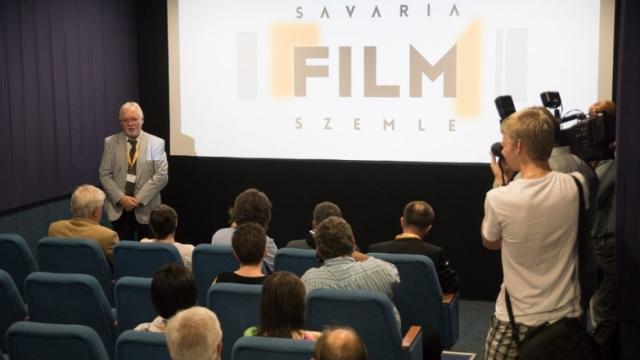 2015-06-12 II. Savaria Filmszemle - Megnyitó