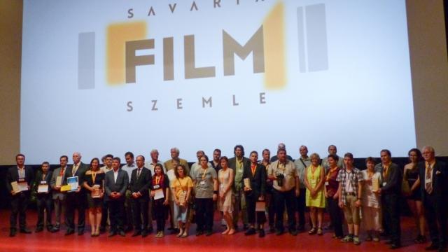 A II. Savaria Filmszemle díjazottjai